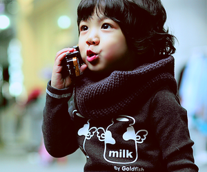 cute, korean, and yoogeun image