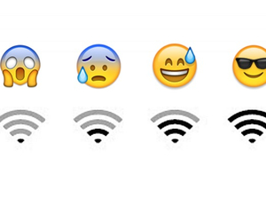 wifi, emoji, and emojis image