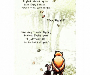 pooh, quotes, and qotd image
