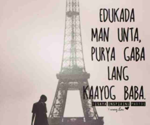 truth, realtalk, and bisaya quotes image