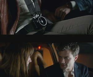 segurity, helicoptero, and christian grey image