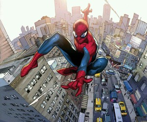 Marvel and spiderman image
