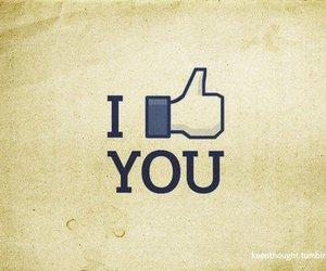 like and you image