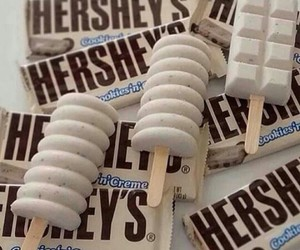 chocolate, delicious, and hershey's image