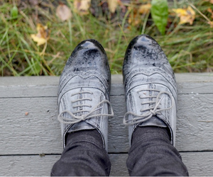 oxford and oxford shoes image