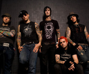 avenged sevenfold, a7x, and metal image