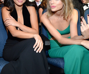 selena gomez, Taylor Swift, and taylena image