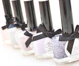 nail polish, pastel, and nail art image