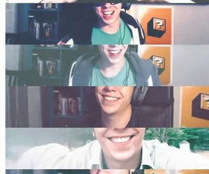 smile, rubius, and elrubiusomg image