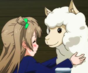 anime, love live, and minami kotori image
