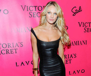candice swanepoel and blonde image