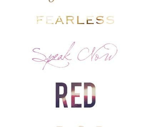 red, 1989, and Taylor Swift image