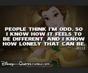 inspiring, princess belle, and disney quotes image