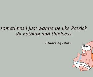 movie, patrick, and quotes image