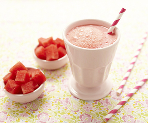 dessert, healthy, and smoothie image