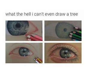 draw, can't, and fuck image