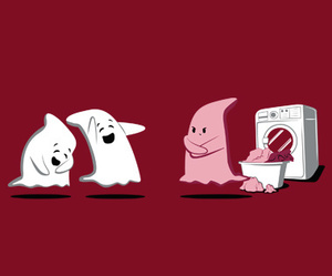ghost and funny image