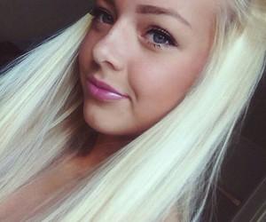 blogger, instagram, and blonde image