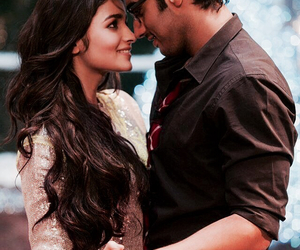bollywood, couple, and movie image