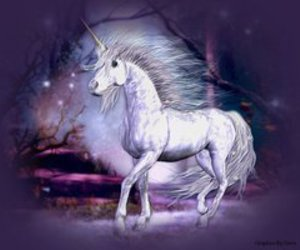 fantasy, horse, and magical image