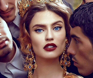 model, Queen, and Bianca Balti image