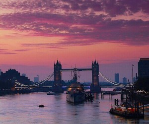 london, city, and beautiful image