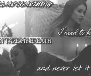 black and white, love me harder, and edit image