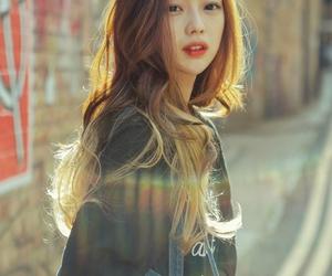 korean fashion, ulzzang, and model image