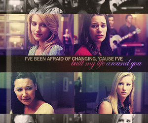 brittany, faberry, and brittany s. pierce image