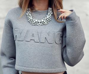 fashion, wang, and style image