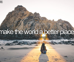 world and bucket list image