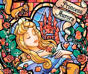 aurora, fairytale, and sleeping beauty image