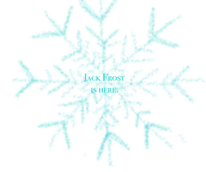blue, jack frost, and cold image