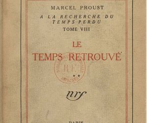 book, french, and marcel proust image