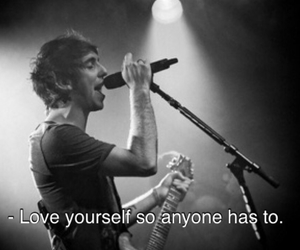 alex gaskarth, all time low, and inspiration image