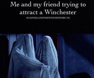 supernatural, winchester, and funny image