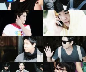 kangin, bias, and super junior image