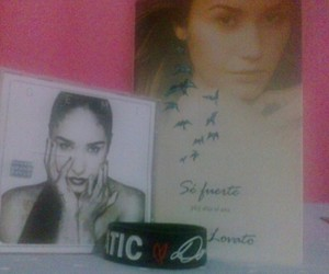 demi, warrior, and lovato image