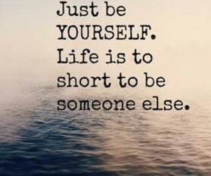 free, life, and yourself image