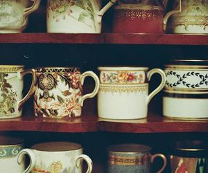 antique, coffee, and old image