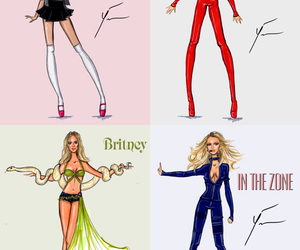 art, britney, and britney spears image