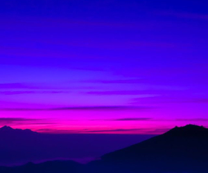 blue, pink, and relax image