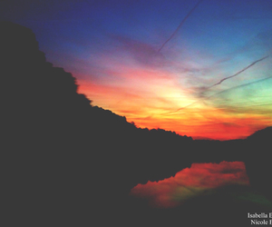 arkansas, color, and reflection image