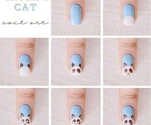 nails, cute, and art image