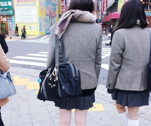 japan and seifuku image