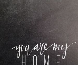 home, quotes, and you image