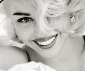 cyrus, marilyn, and miley image