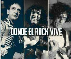 rock, gustavo cerati, and vive image