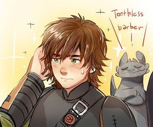 toothless, hiccup, and perfect image