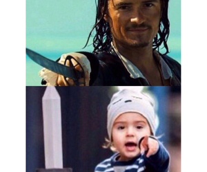 orlando bloom and flynn bloom image